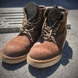 Viberg Bobcat Boots Uk 7.5 About 26cm Used From Japan