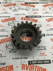 Continental New Magneto Drive Coupling Gear P/n 530603