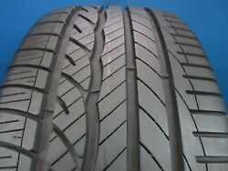 Used Dunlop Conquest Sport A/s  255 40 18  9-10/32 High Tread 1059d