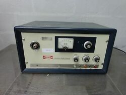 Raytheon Pgm 10x2 2450 Mhz Microwave Power Supply Power Test Only