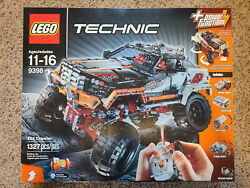 Lego Technic 4 X 4 Crawler 9398 Remote Controlled Brand New Factory Sealed