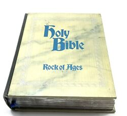 Rock Of Ages Family Bible. Containing The Old And New Testaments King James