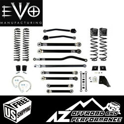 Evo Mfg Hd 4.5 Enforcer Plus Stage 4 For And03920+ Jeep Gladiator Jt Evo-3062s4dp