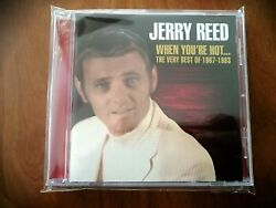 When Youand039re Hot...the Very Best Of Jerry Reed 1967-1983 Cd Raven Ln
