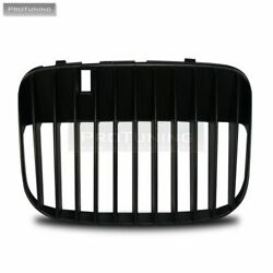 Front Black Grill Without Emblem For Seat Leon / Toledo 1m 98-06