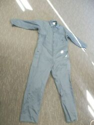 Coveralls Navy Blue Westex Indura Roofing Safty Suit Xl Flame Resistant Suit