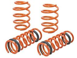 Coil Spring Lowering Kit Ford Focus Rs 16-18 L4-2.3l T