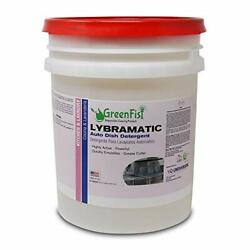 Commercial Dishwasher Detergent Industrial Grade [ready-to-use] {liquid} ,5 Gal