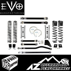 Evo Mfg 6.5 Enforcer Stage 3 Plus For And03920+ Jeep Gladiator Jt Evo-3064s3p