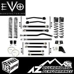 Evo Mfg 6.5 Enforcer Stage 4 Plus For And03920+ Jeep Gladiator Jt Evo-3064s4p