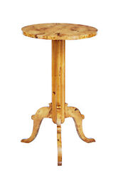 Mid 19th Century Birch Root Occasional Table