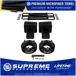 Complete 2.5 Front + Rear Suspension Lift Kit For 2004-2020 Ford F150 4wd 4x4