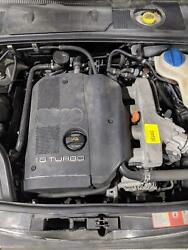 2004 Audi A4 Quattro Engine With 73,209 Miles 1.8t Sfi 4 Cylinder Motor Amb 06