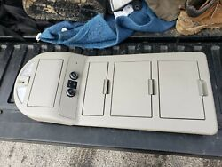 Genuine Front Overhead Console Map Reading Lamp 26430-zq82a