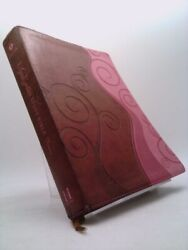 Apologetics Study Bible For Students, Espresso/coral Leathertouch Hard...
