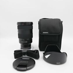 Sony Sel2470gm 24-70 Mm F/2.8 Standard Zoom Lens Mint Condition