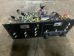 1993 Chaparral Signature 27 Boat Power Ac / Dc Electric Panel With Switches