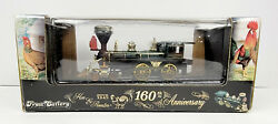 Hen And Rooster 160th Anniversary 2005 Model Train Frost Cutlery Collectible