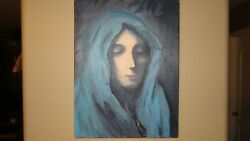 Old Oil Painting, Signed Dolci