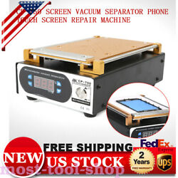 Lcd Screen Separator Removal Double Suction Pump Digital Display Machine 500w