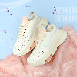 Nike Wmns Air Zoom Type Guava Ice Pale Ivory Pink Womens Casual Shoes Cz1151-101