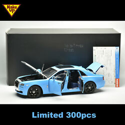 Kyosho 118 Rr Ghost Alpine Trial Centenary Collection 2013 Diecast Car Model