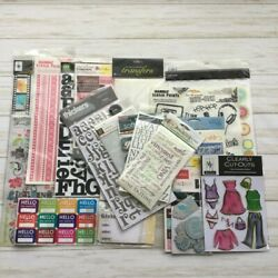 American Crafters Heidi Swapp Elsie Scenic Route Lot Of 20 Packs Girls Night Out