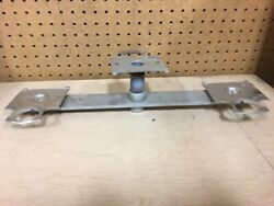 Original Ford Gumball Triple Machine Bracket With Flange For Pipe Stand Antique