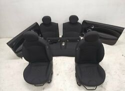 Mini Cooper S R56 Set Of Seats Front And Rear With Door Inner Covers Clean