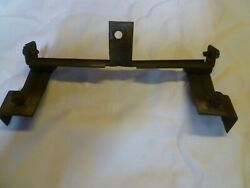 1967 1968 Ford Mustang And Cougar Floor Console Rear Radio Support Bracket 67 68 B