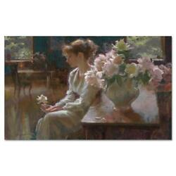 Dan Gerhartz The Moment Limited Edition On Canvas