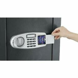 Fire Proof Electronic Digital Safe Home Security Document Accessories Heavy Duty