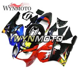 Motorcycle Abs Plastic Blue Red Shark Fairing For Zx12r 2000 2001 Zx-12r 00 01
