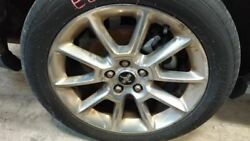 Wheel 10 11 Ford Mustang 18x8 Aluminum Tpms 10 Spokes Polished 2553102