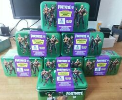 🔥15x Panini Fortnite Series 1 6 Booster Tins✅📈invest