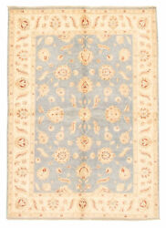 Hand-knotted Carpet 5and0395 X 7and0397 Traditional Vintage Wool Rug