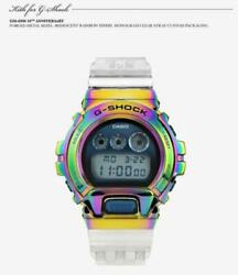 Casio Kith For G-shock 10th Anniversary Model Gm6900 Original Unused F/s From Jp
