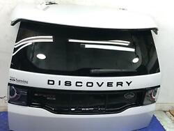 2015 -2018 Land Rover Discovery Sport Rear Trunk Lid Liftgate White 1aq Scuffs