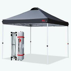 Pop-up Canopy Tent Commercial Instant Canopy With Wheeled Bagcanopy Sandbags X4
