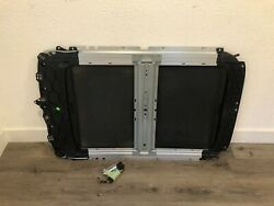 07_2014 Mini Cooper Clubman R55 Panoramic Sunroof Guides Frame Track Glass Oem