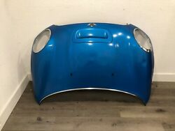 07_2014 Mini Cooper Clubman S R55 Front Engine Bonnet Hood Cover Shell Panel Oem