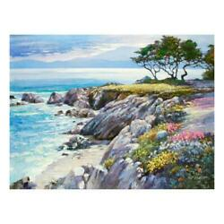 Howard Behrens 1933-2014 Monterey Bay After The