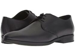 To Boot New York 259983 Mens Alba Leather Oxfords Shoes Black Size 9 Medium