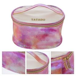 1pc Creative Makeup Bag Outdoor Travel Personalized Cosmetic Holder $8.13