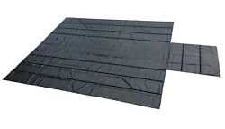 Lumber Tarp 6and039 Drop - Vinyl Tarp For Flatbed Trucks 20and039 X 27and039