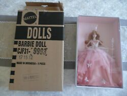 Wizard Of Oz Glamour Glinda The Good Witch Barbie - No More Than 5,500 Worldwide