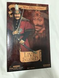 Sideshow Collectibles Rare 16 Scale Vlad Dracula The Impaler