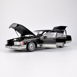Original 118 Scale Cadillac Fleetwood Brougham Diecast Car Model Collection