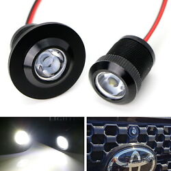 20mm Xenon White Projector Lens 3w Flush/surface Mount Led Bolt Lights For Cars