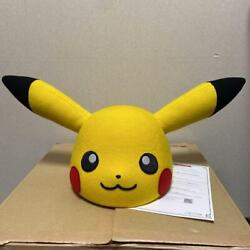 Ca4la Pikachu Face Hat Limited 50 Pieces Worldwide F/s From Japan